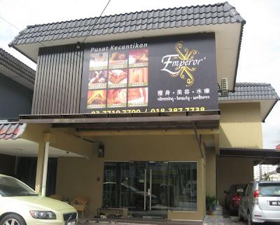 Emperor Dynasty Corporation Sdn Bhd (Spa)