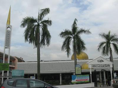 Masjid Al-Mujahideen Damansara Utama
