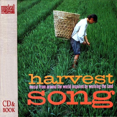 (world, folk, fusion) VA - Harvest Song: Music from Around the World Inspired by Working the Land - 1995, MP3, 320 kbps