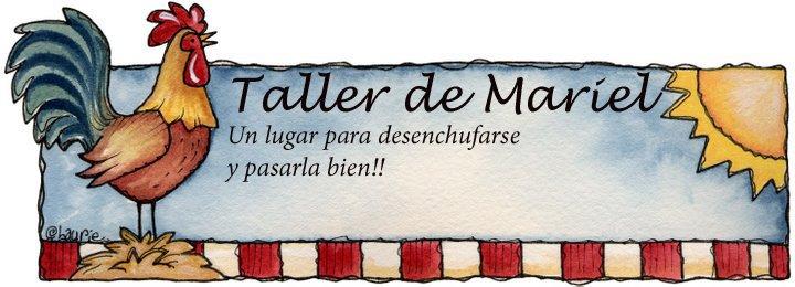 TALLER DE MARIEL