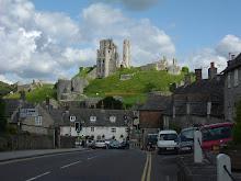 My Favourite Village - CORFE CASTLE