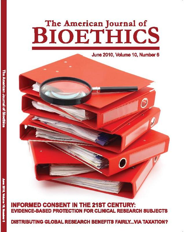 Practical Bioethics June 2010