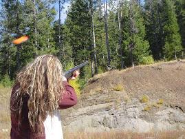 skeet shootin rocks