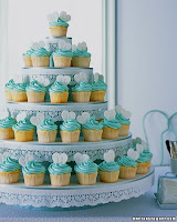 Cupcake Tower photo from marthstewart.com