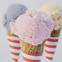 Old Fashioned Ice Cream Cones