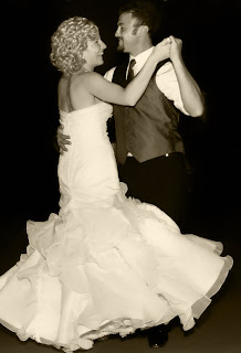 Bride and Groom's First Dance courtesy of Lories Photography