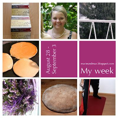 My week (2)