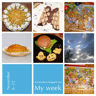 My week (12)