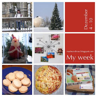 My week (16)