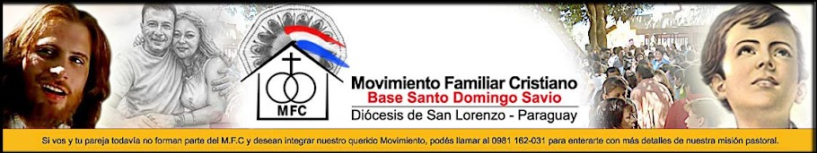 Movimiento Familiar Cristiano Domingo Savio