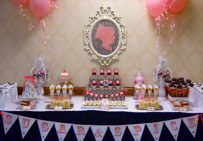 Bambina Mia: Shabby Chic Baby Shower