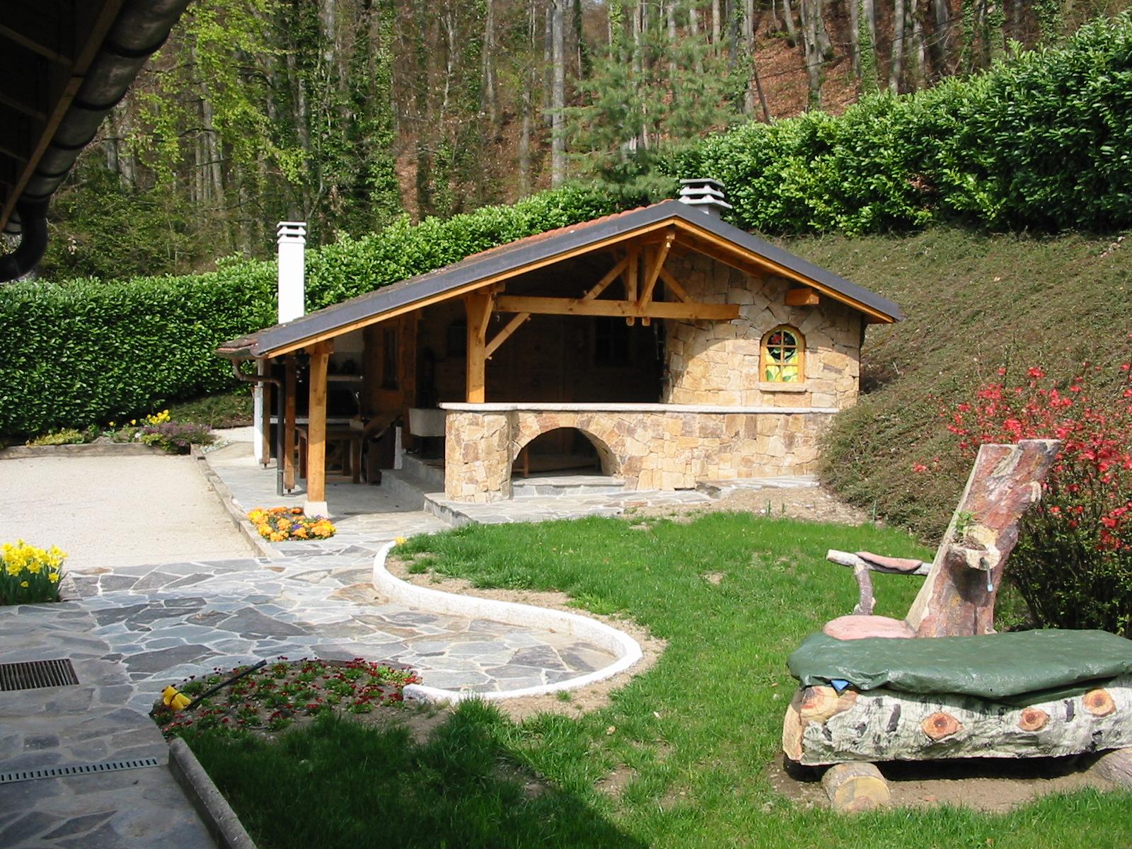 Paysagiste et am nagement de jardin thonon et annemasse terrasses for Pierres pour muret de jardin