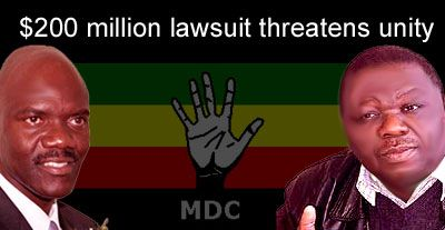 """MDC PLEASE RE-UNITE!"""