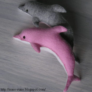 Nuno life dolphin jumping dolphins baby dolphin i printed the pattern pronofoot35fo Choice Image