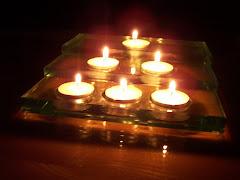 Světlo svíček