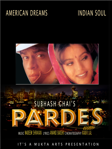 Pardes (1997) Songs Lyrics | Latest Hindi Songs Lyrics