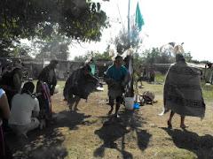 Nguillathún Kamarricun y de Resistencia Mapuche-Pewenche (2009)
