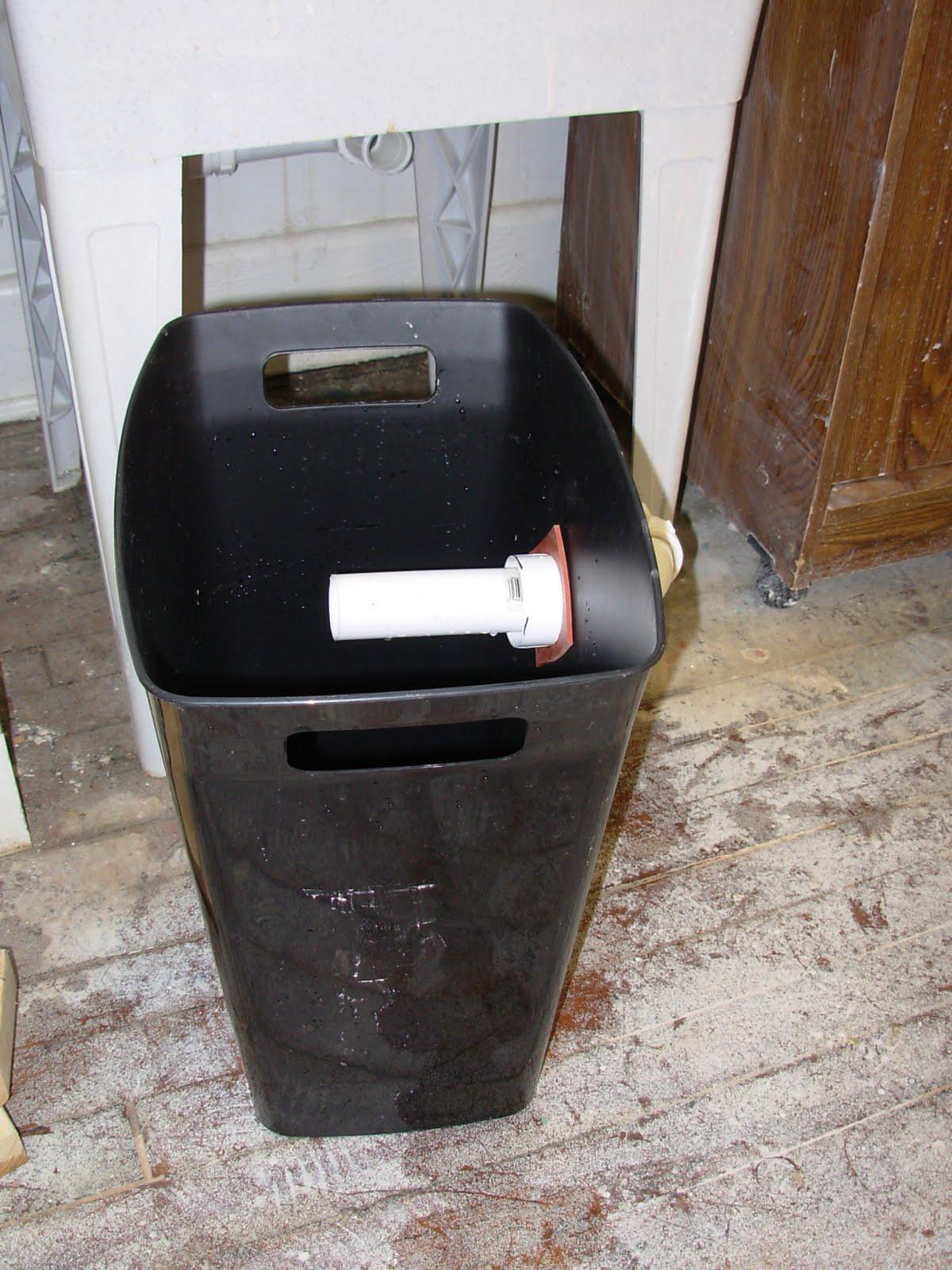 Sink Trap : Clay Club: Pottery Studio Sink Trap