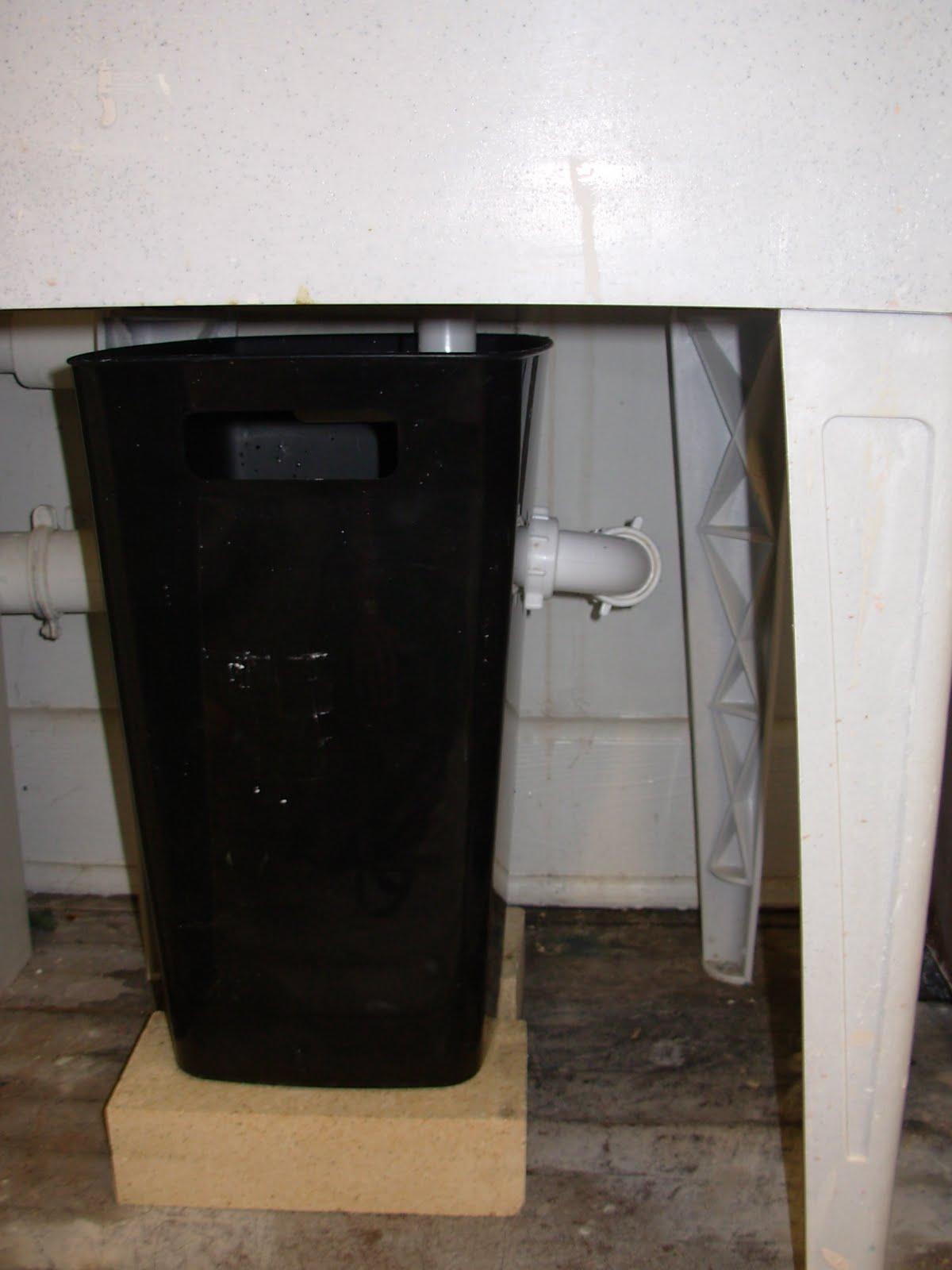 Pottery Studio Sink Trap