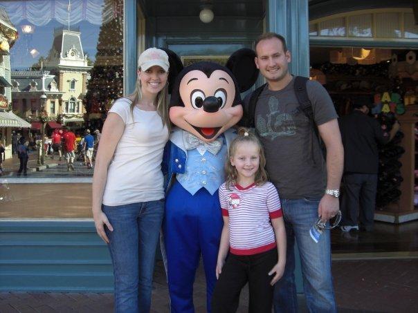 Disneyland 2007