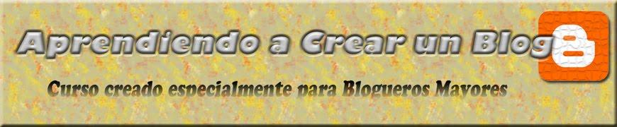 Aprendiendo a Crear un Blog