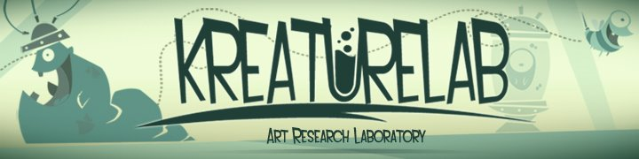 KreatureLab :: art research laboratory
