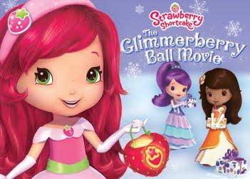 Strawberry Shortcake: The Glimmerberry Ball …