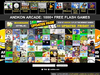 andkon 1000 flash games