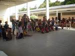 Escola reunida em 2007 na gincana folclórica