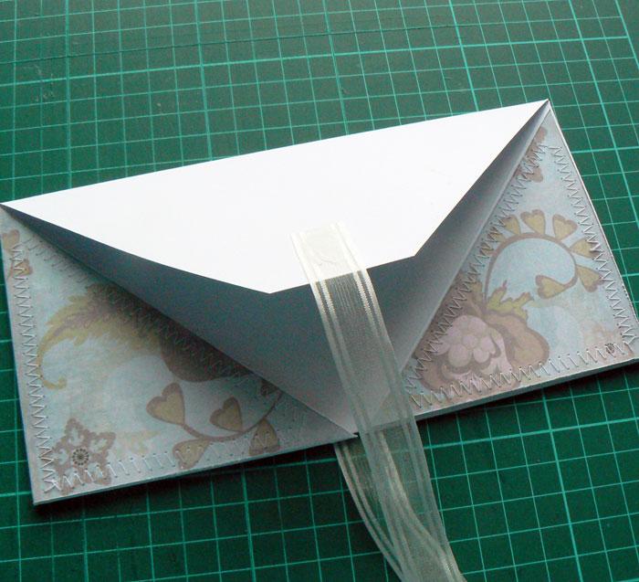 Как сделать конверт своими руками на день рождения