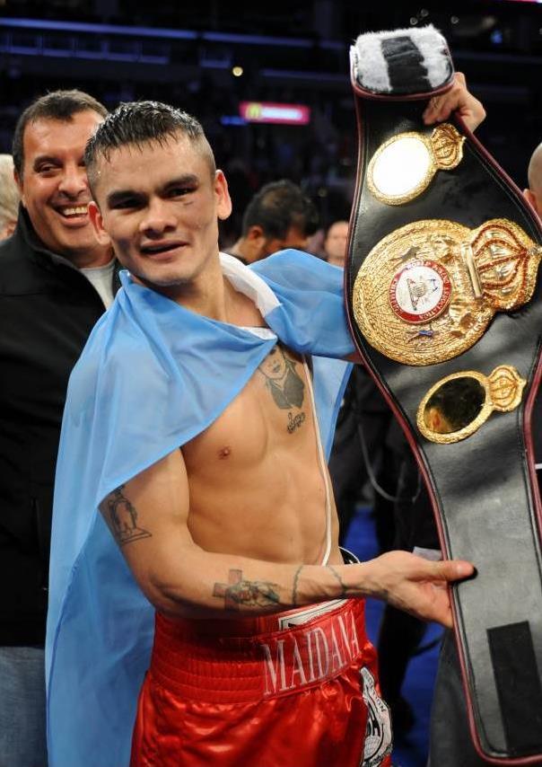 Campeones en el Ring: noviembre 2009