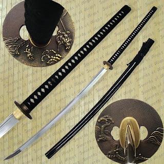 Samurai Nagamaki