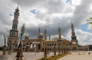 Samarinda Islamic Center Mosque