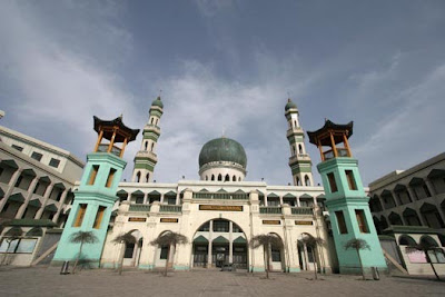 Mosque in Xining