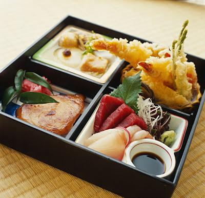 Bentō-japanese foods
