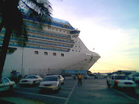 Sunrise, Coral Princess, Port Everglades