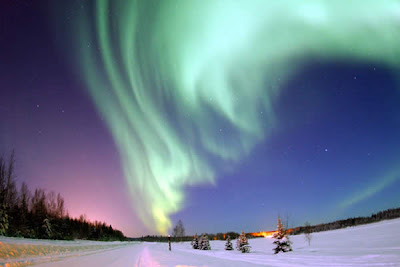 An Aurora in Alaska, from Wikipedia