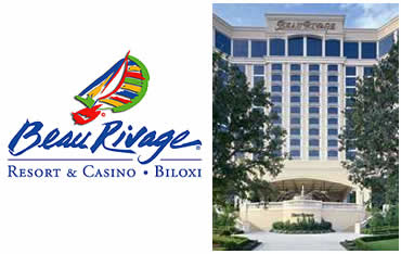 Beau Rivage Resort and Casino, Biloxi, Mississippi