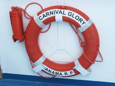 Carnival Glory, Panama, R.P.