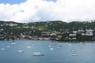 Charlotte Amalie Harbor, St. Thomas USVI