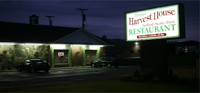 Boivins Harvest House Restaurant, Farmington, Maine