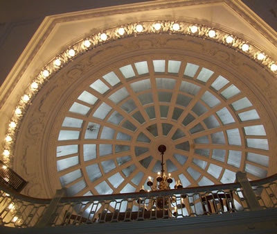 Bangor (Maine) Public Library Dome