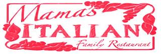 Logo: Mama's Italian Family Restaurant, Perry, Florida