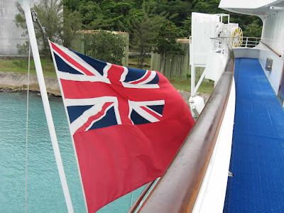 The Bermudian Red Ensign