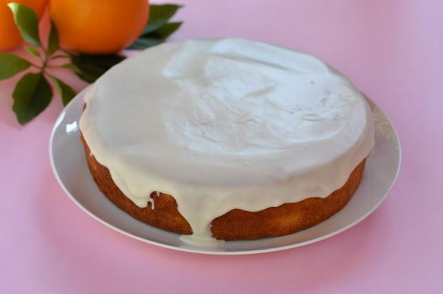 Jill Dupleix Orange Cake