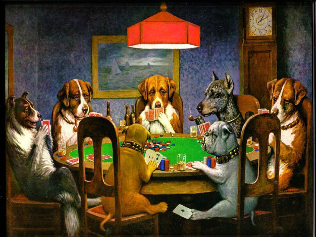 dog poker background 1024x768 ... education and support to others who are going through similar struggles.