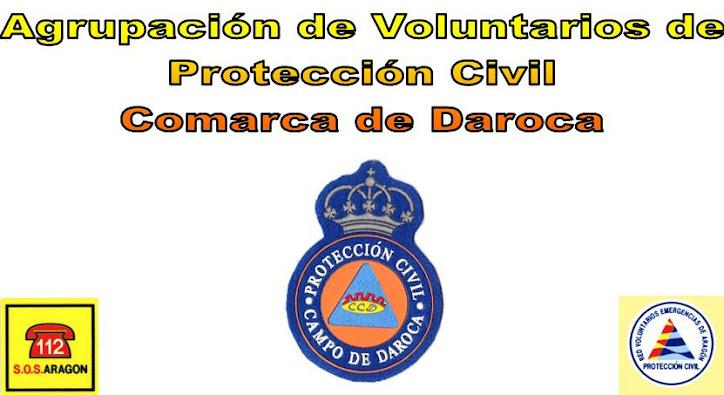 Protección Civil Comarca Campo de Daroca