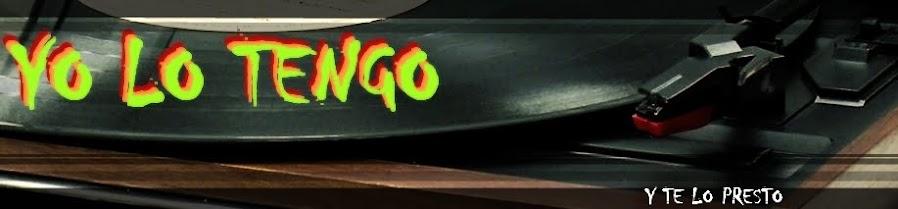 YO LO TENGO