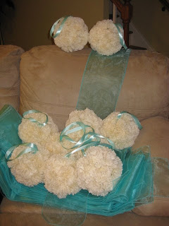 ****TONS**** TIFFANY BLUE BEACHY WEDDING FOR SALE! :  wedding 6 21+707