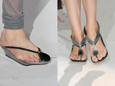Marc Jacobs: Zapatos de primavera 2010